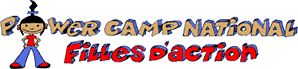 Power Camp National logo.