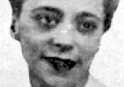 Wearing her white gloves, Viola Desmond sat bolt upright in jail for the entire night. | photo: courtesy of the Black Cultural Centre for Nova Scotia